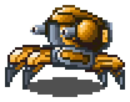 Grenadier Droid
