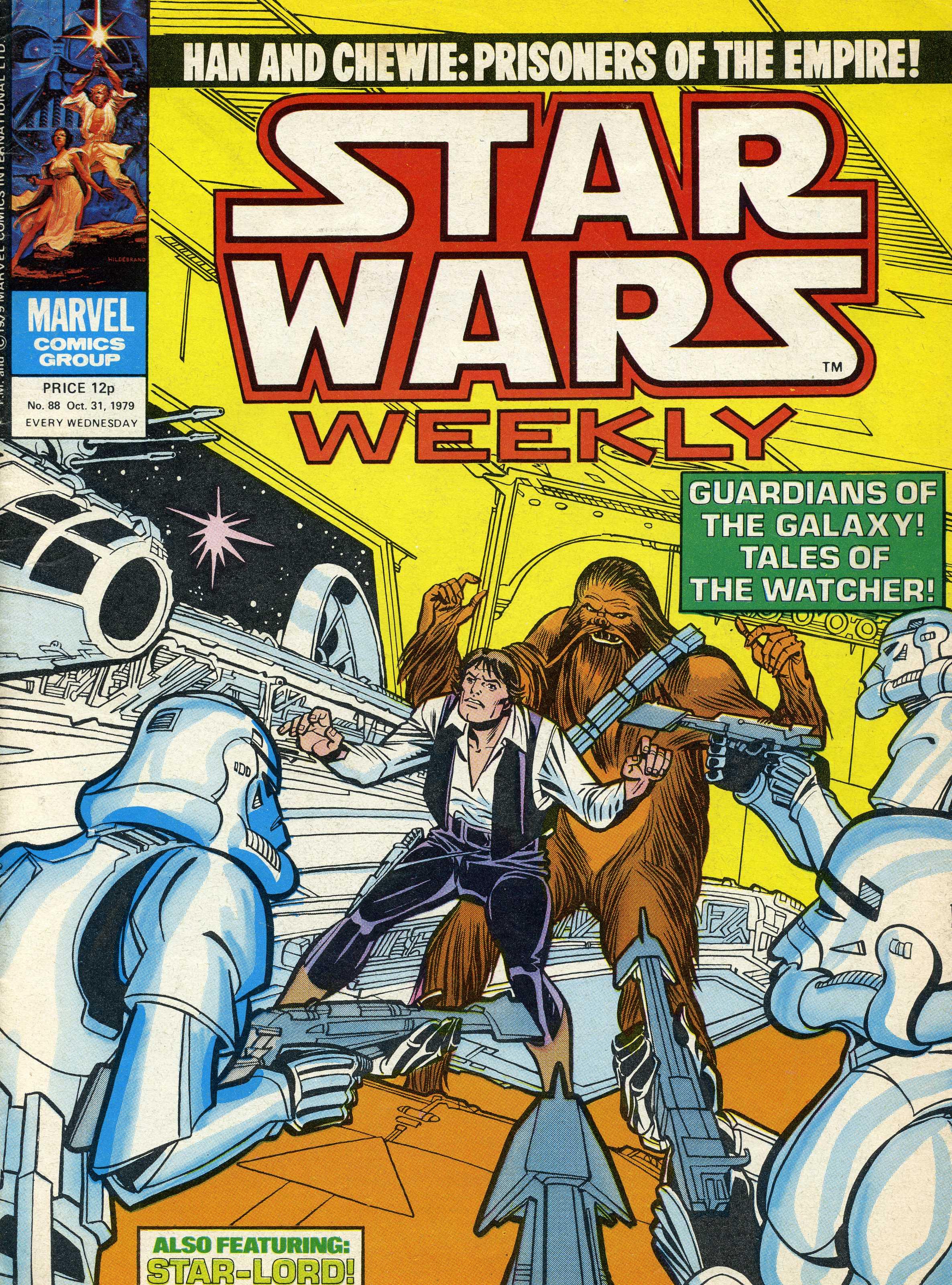 Star Wars Weekly 88