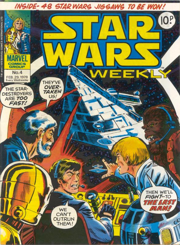 Star Wars Weekly 4