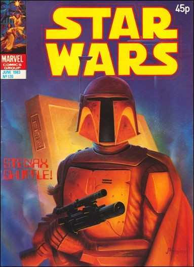 Star Wars Monthly 170