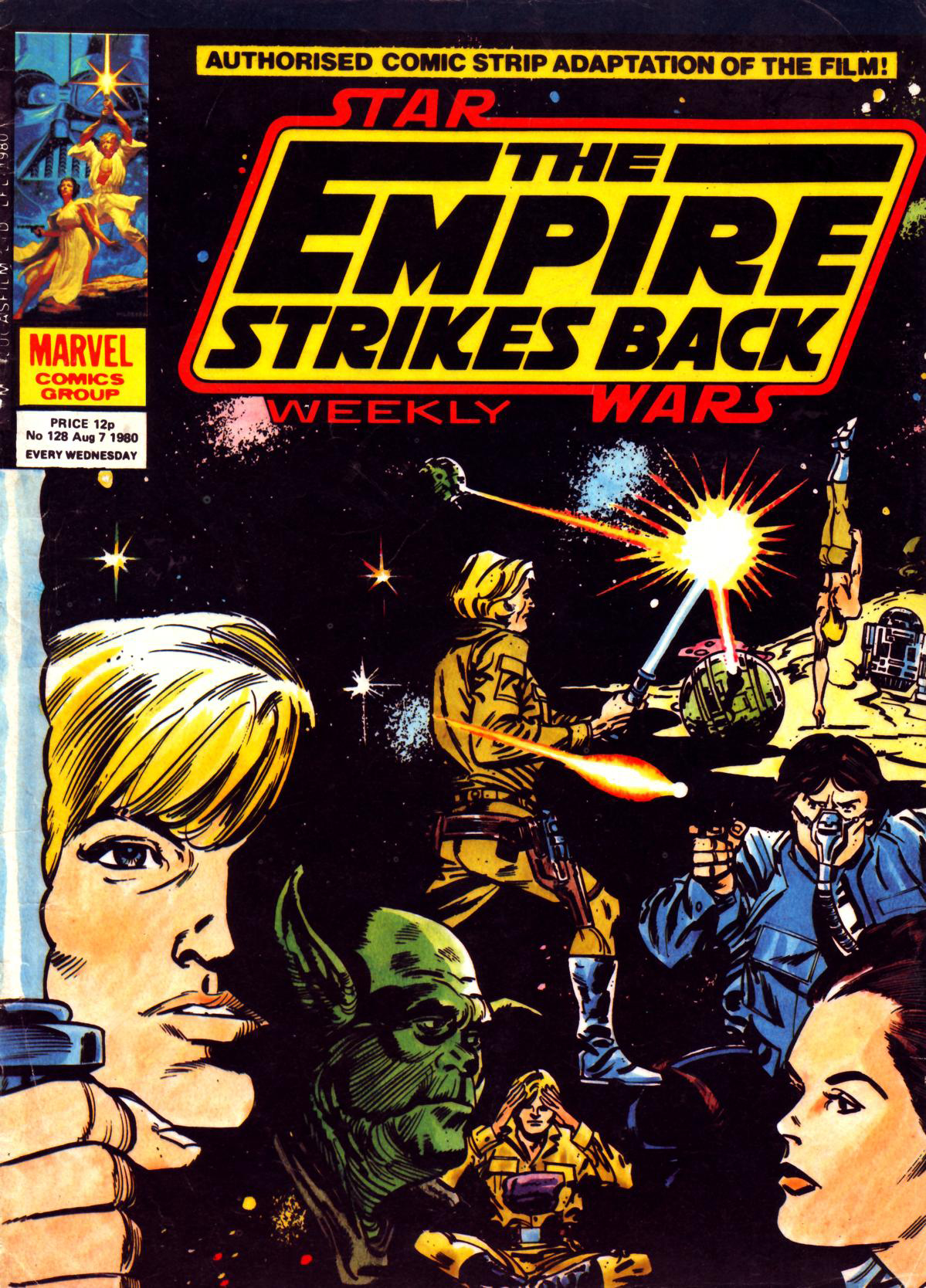 The Empire Strikes Back Weekly 128