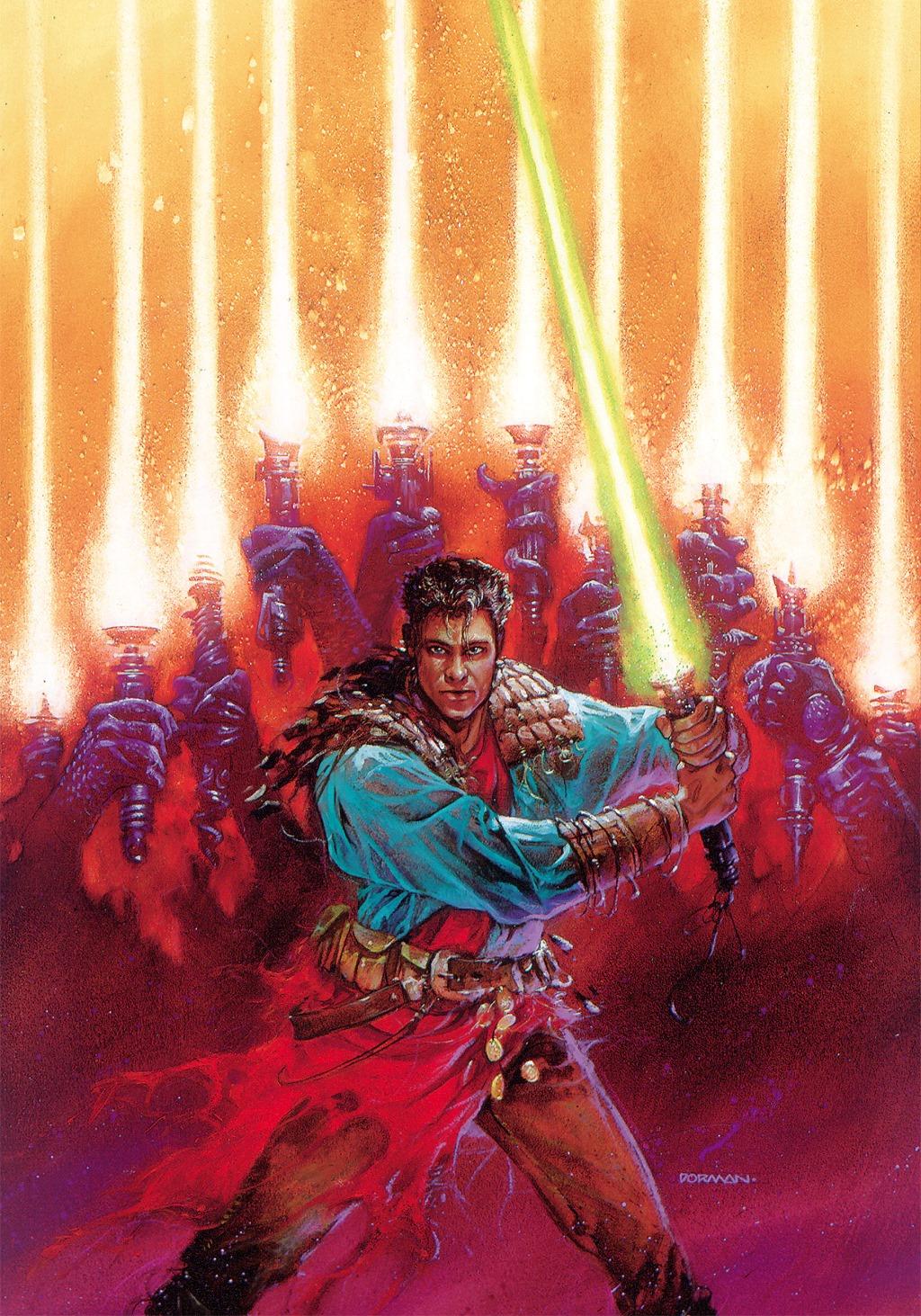 スター・ウォーズ:ジェダイ物語 ウリック・ケル=ドローマとオンダロンのビースト戦争