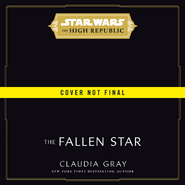 The High Republic The Fallen Star audiobook placeholder cover