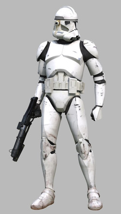 Phase 2 Clone Trooper Armor