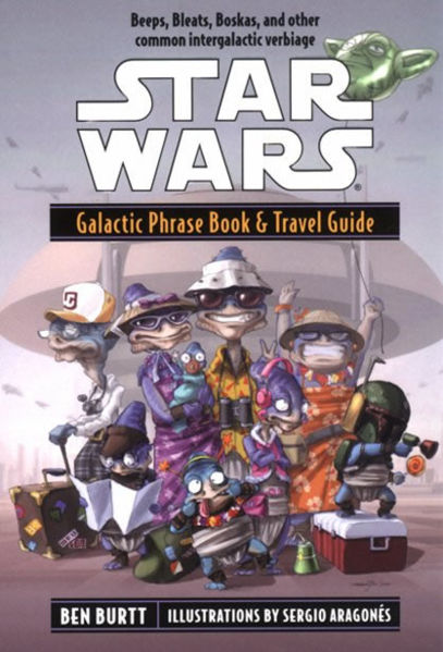 Galactic Phrase Book and Travel Guide