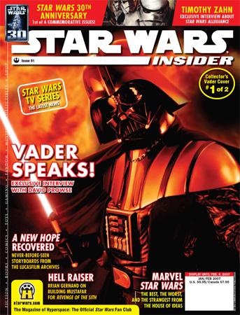 Star Wars Insider 91