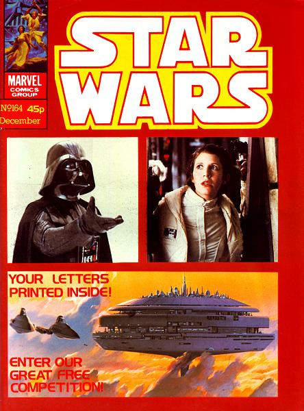 Star Wars Monthly 164
