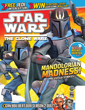 Star Wars: The Clone Wars Comic UK 6.10