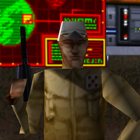 Unidentified New Republic officer (auxiliary generator)