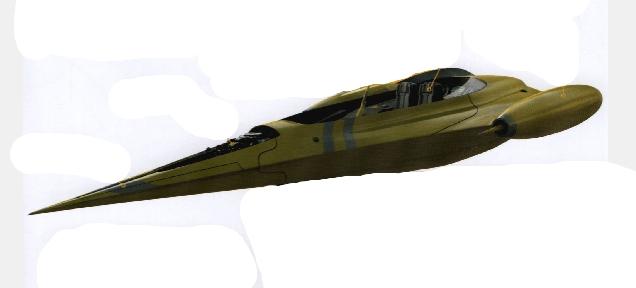 D-11 Water Speeder