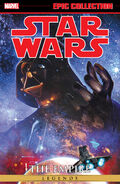 Epic Collection The Empire 3 Cover