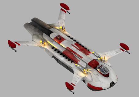 F-143 Emergency Firespeeder
