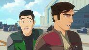 First Look Trailer - Star Wars Resistance Disney