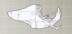 MVR-3 speeder bike