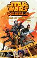 Spark of Rebellion Cinestory Comic
