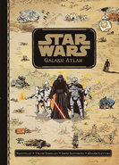 Star Wars Galactic Atlas Turkish cover