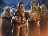 Chewbacca's family