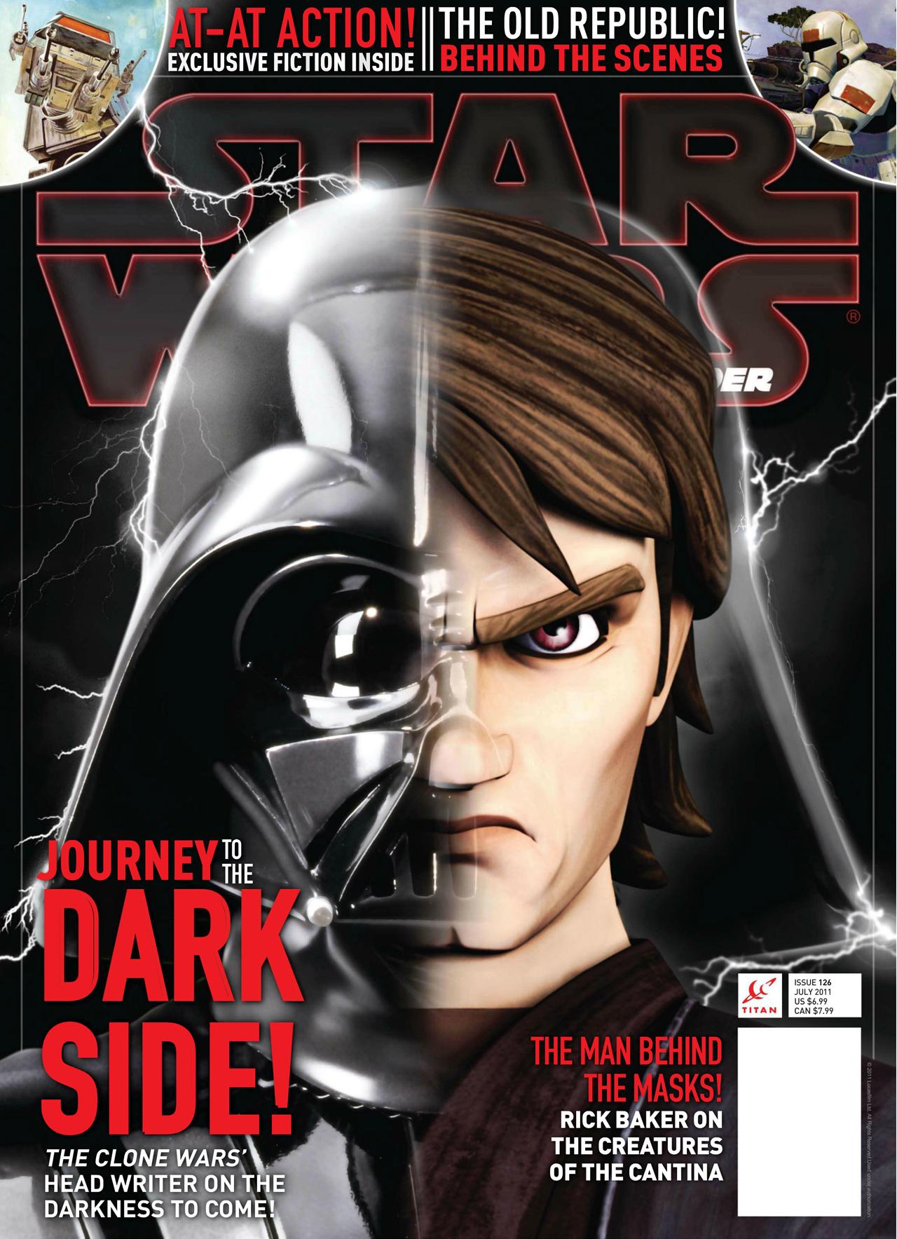 Star Wars Insider 126