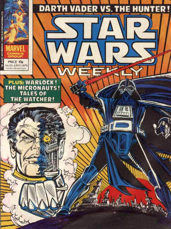 Star Wars Weekly 68
