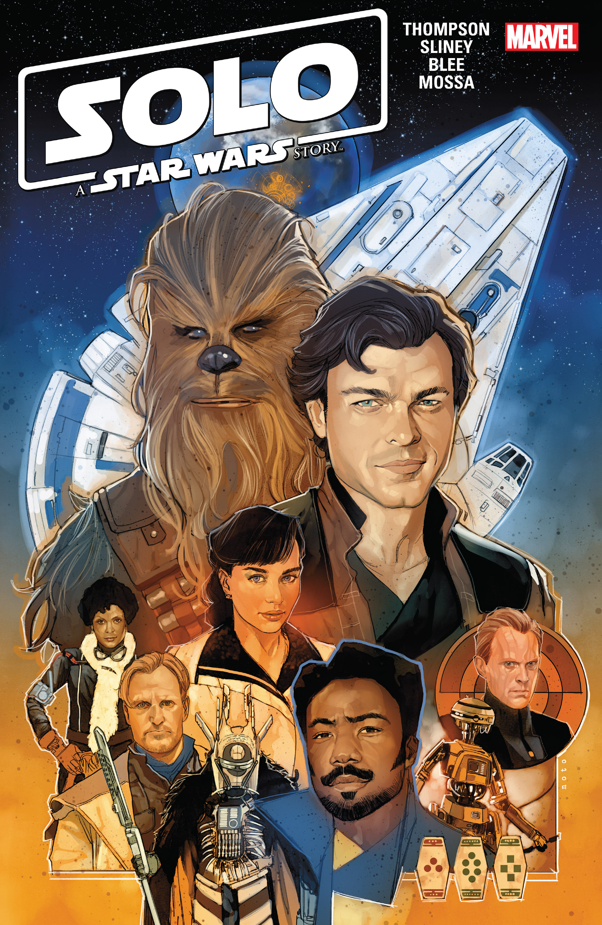 Solo: A Star Wars Story Adaptation (TPB)