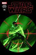 Star Wars Vol 2 6 Textless Variant
