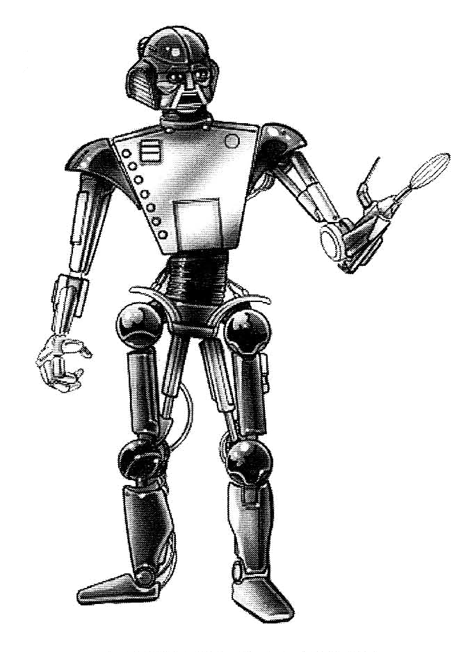 434-FPC Personal Chef Droid