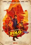 Solo A Star Wars Story IMAX Poster