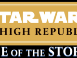 Star Wars: The High Republic: Eye of the Storm