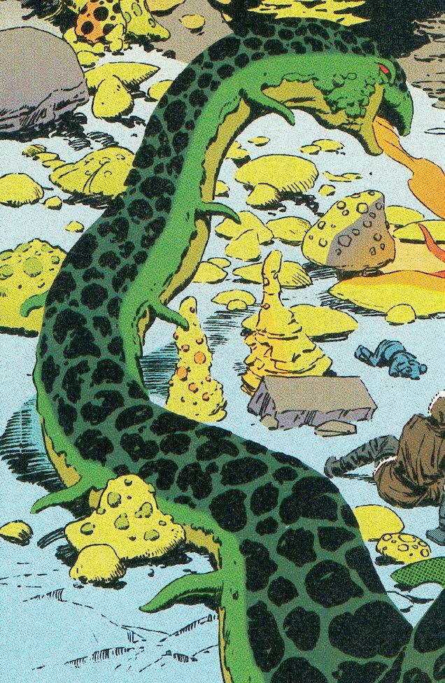 Dragon-Slug