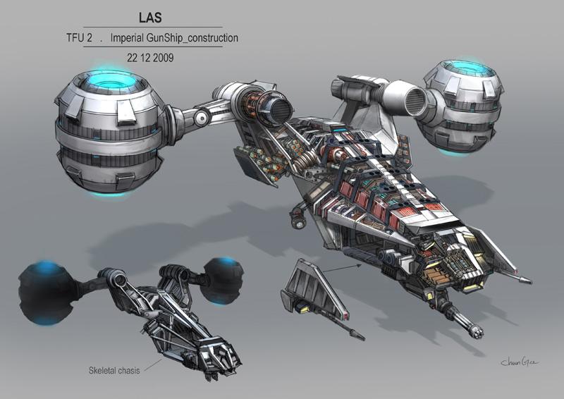 Nemesis-class gunship