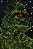 Return to Vaders Castle 5 color IDW13