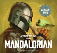 The Art of the Mandalorian Season Two final cover
