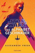 Alphabet Squadron German cover