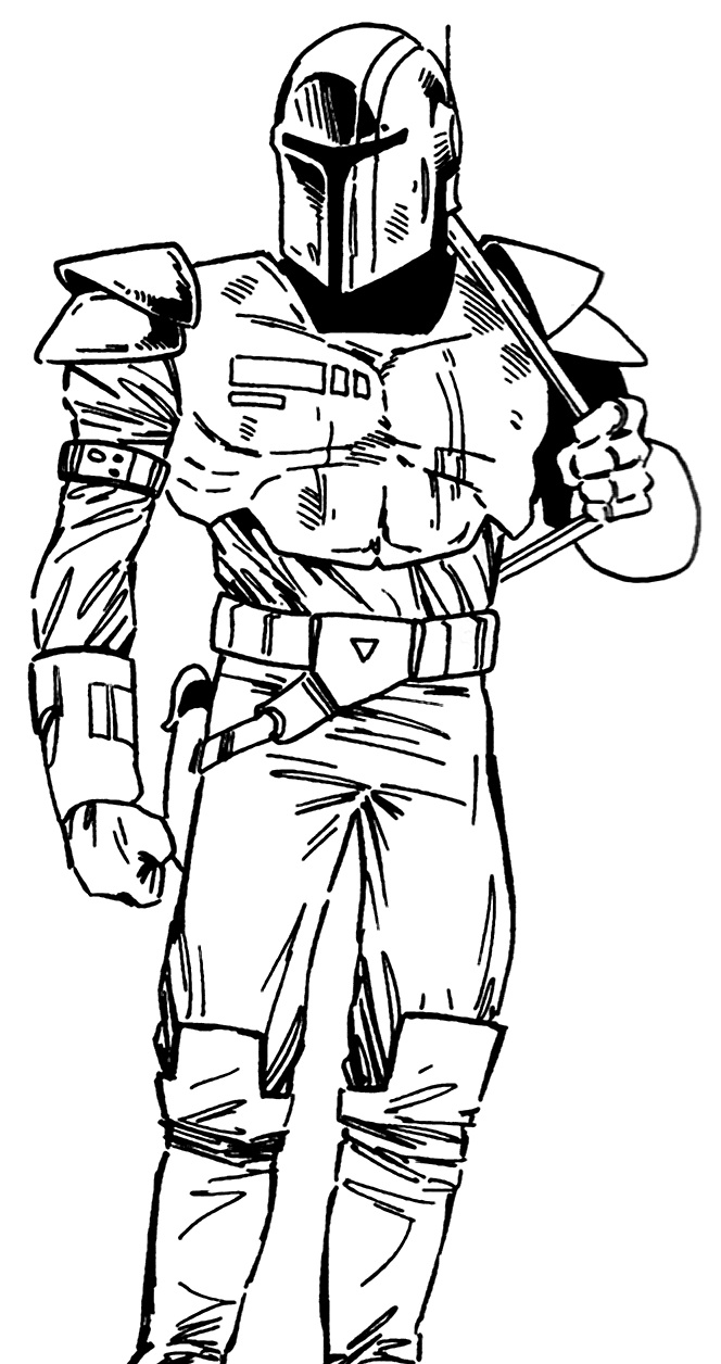 JX4 Gladiator Prototype