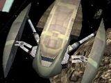 Scarab-class droid starfighter