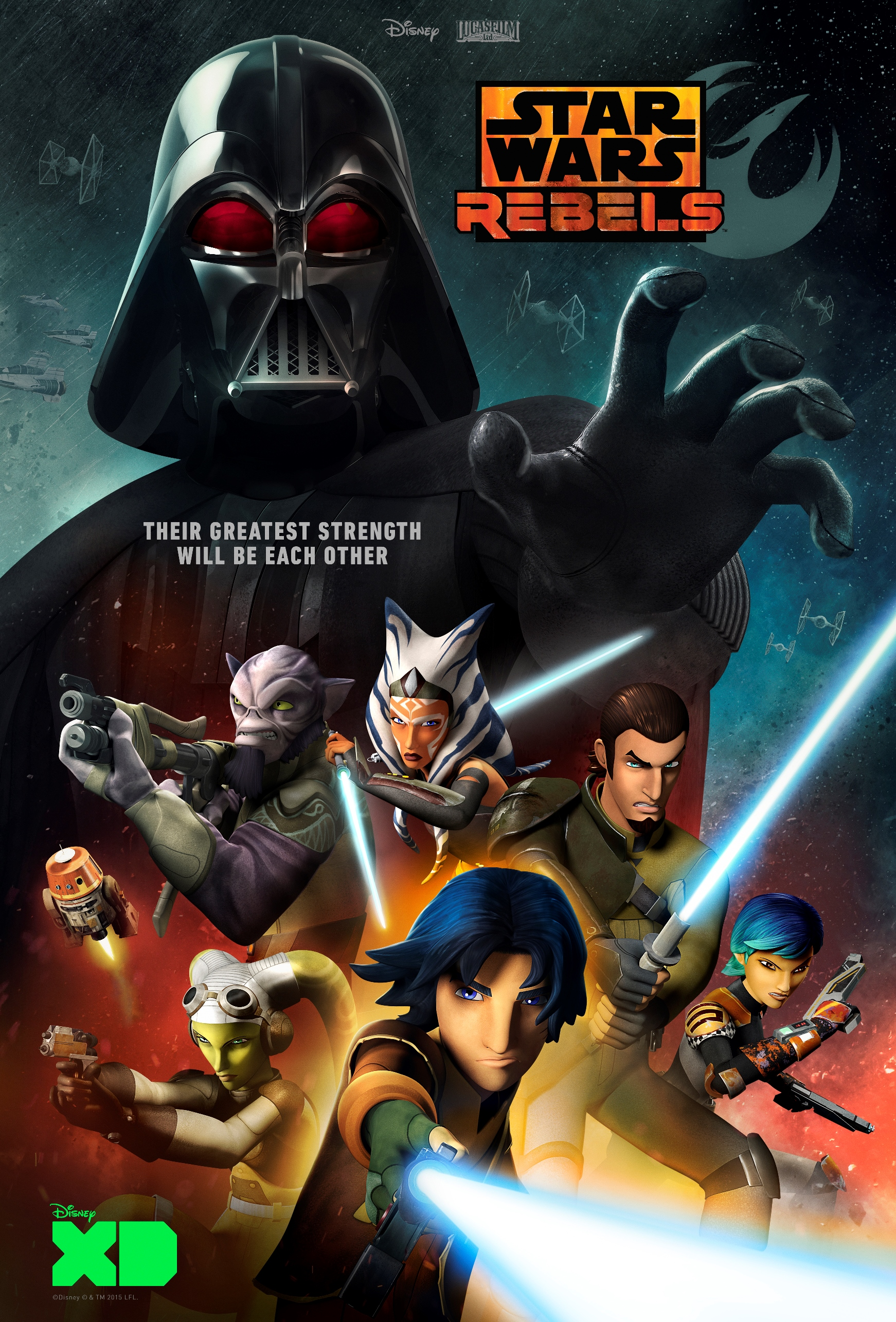 Star Wars Rebels Season Two Wookieepedia Fandom