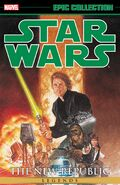 Star Wars Legends Epic Collection The New Republic Vol 5 final cover