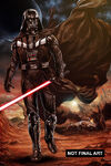 Star Wars Vader Down 1 Cover