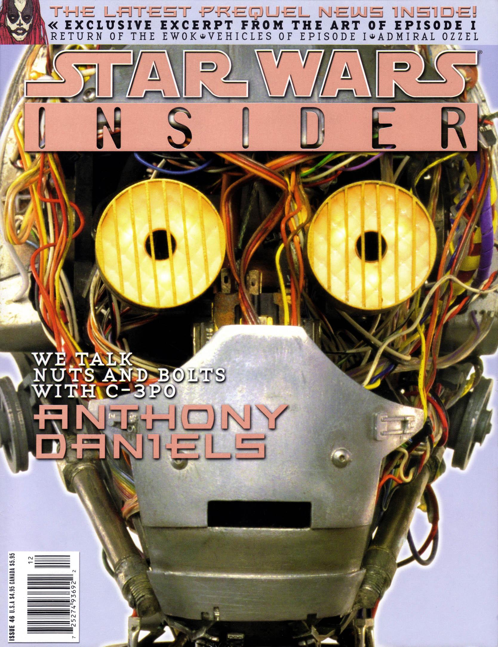Star Wars Insider 46