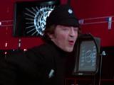 Unidentified gantry officer