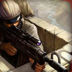 DXR6 heavy carbine