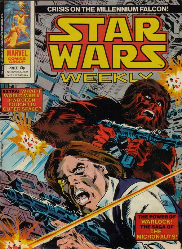 Star Wars Weekly 66