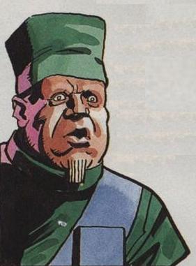 Emperor's physician
