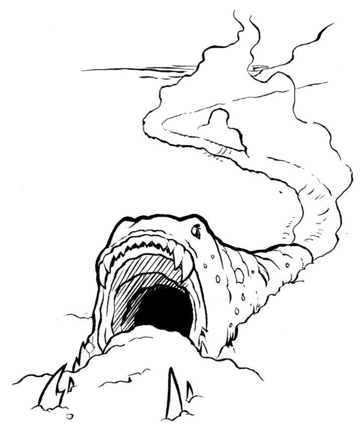 Snow slug