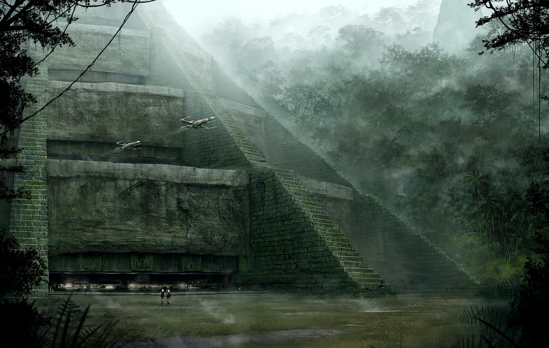 Great Temple (Yavin 4)/Legends