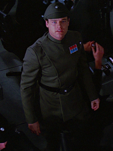 Unidentified Imperial officer (Executor)
