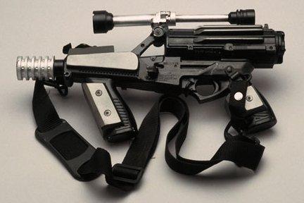 CR-2 heavy blaster pistol