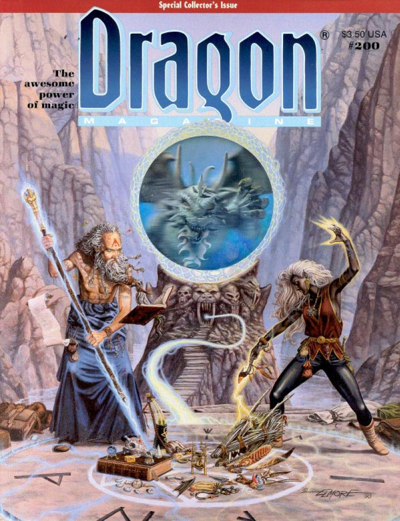Dragon Magazine 200