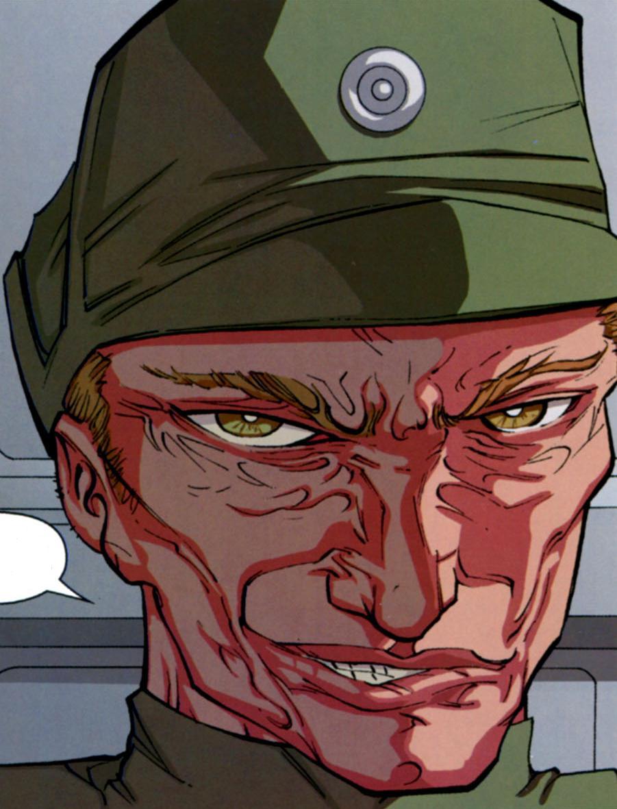 Holt (Executor captain)