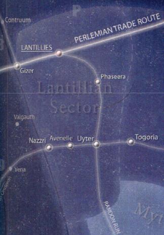 Lantillian sector